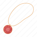 chain, decoration, jewelry, pendant, precious, product, stone