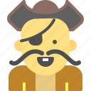 adventure, moustache, movie, pirate, ship