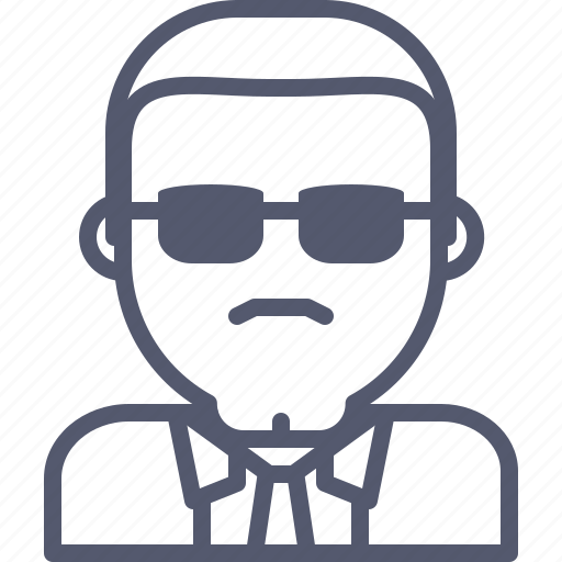 Agent, matrix, secret, spy, undercover icon - Download on Iconfinder