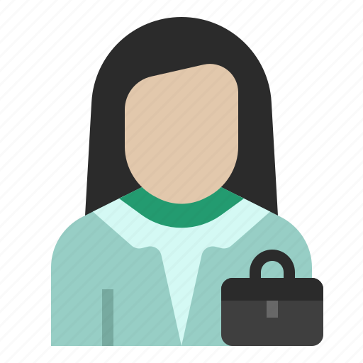 avatar, business, business person, entrepreneur, occupation, profession, trader icon