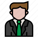 avatar, businessman, consultant, job, occupation, profession, worker