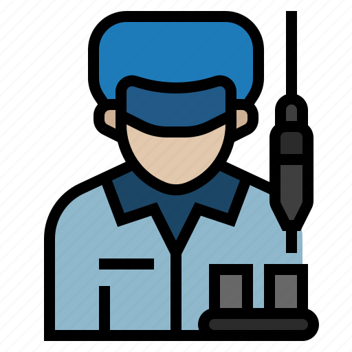 avatar, factory, factory worker, job, occupation, profession, worker icon