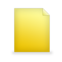 blankfile icon