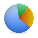 chart, graphics, poll, statistic, stats icon