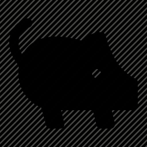 animal, barn, farm, hog, pig, piggy, pork icon