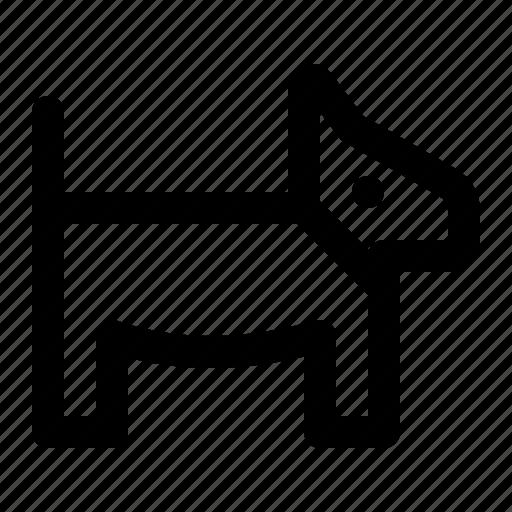 animal, dog, doggy, pet, puppy icon