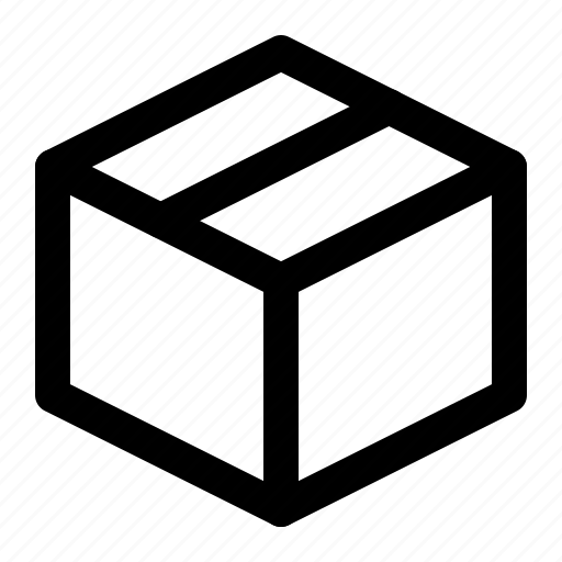 box, delivery, package, packaging, shipping icon