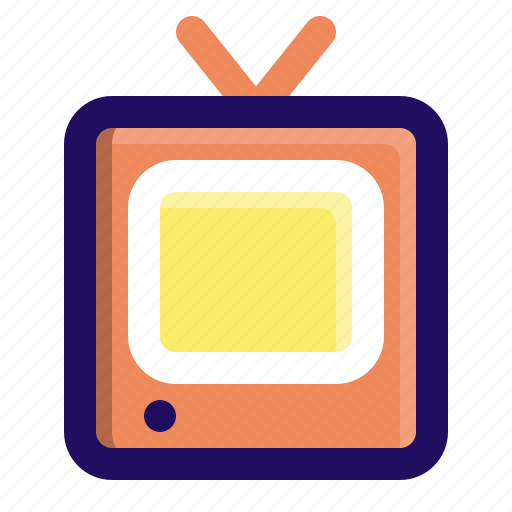 Channel, classic, media, television, tv, watch icon - Download on Iconfinder