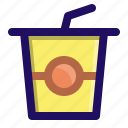 beverage, coffee, cup, drink, soda icon