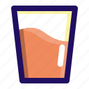 drink, drinking, glass, soda, soft, water icon