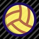 ball, beach, game, sport, volley, volleyball