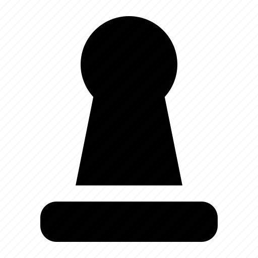Chess, figure, game, knight, pawn, piece icon - Download on Iconfinder