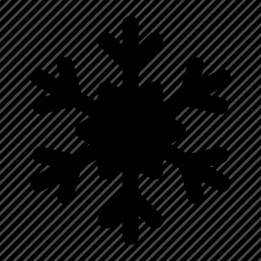 christmas, cold, freeze, snow, snowflake, winter icon