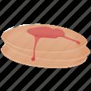 food, pan, pancake icon