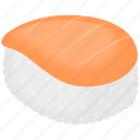 chinese, fish, food, japan, rice, sushi icon
