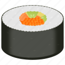 chinese, food, japan, rice, sushi icon