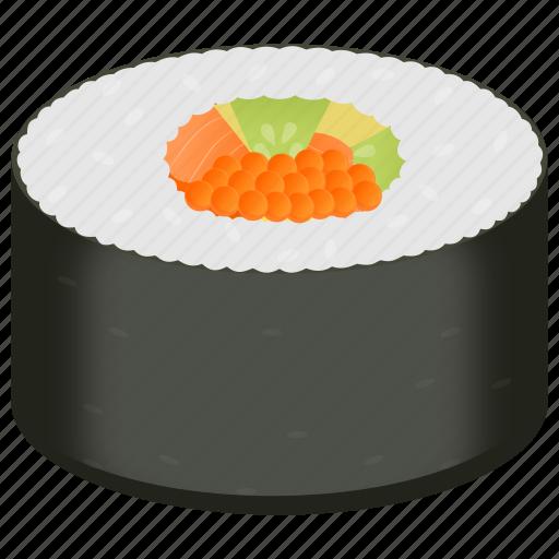 chinese, food, japan, rice, sushi icon