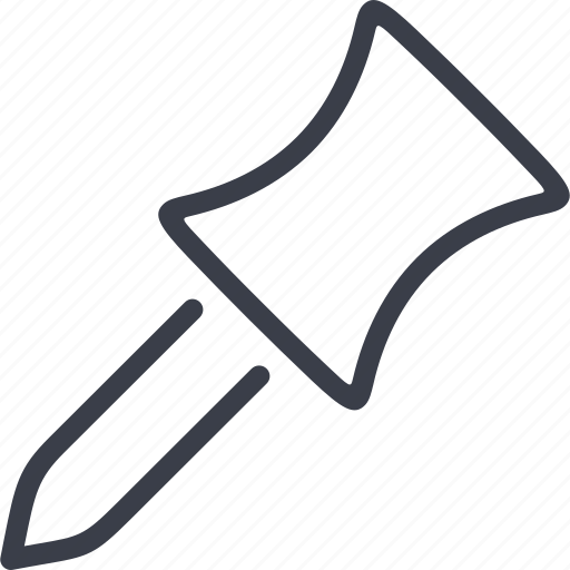 clip, jurisprudence, paper, stationery icon