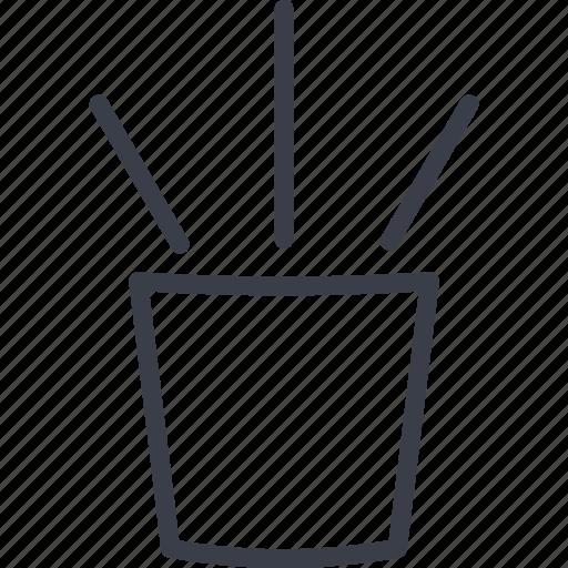 drink, glass, jurisprudence, water icon