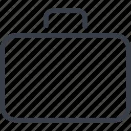 bag, case, jurisprudence, suitcase icon