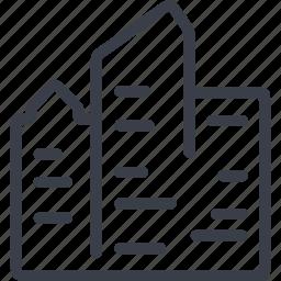 building, construction, house, jurisprudence icon