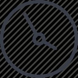clock, clock face, jurisprudence, time, timer icon