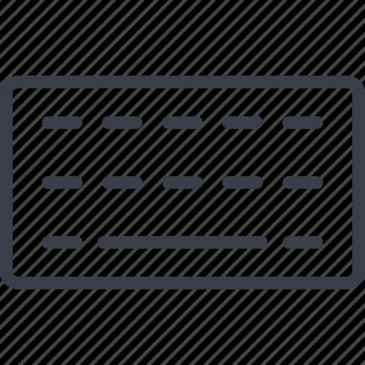computer, jurisprudence, keyboard, printing icon