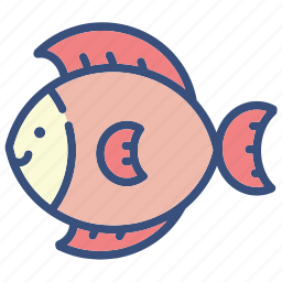 animal, creature, emoji, fish, fishes, ocean, sea icon