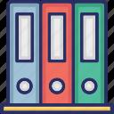 attorney files folders, criminal defense case files, legal file folders, legal project icon