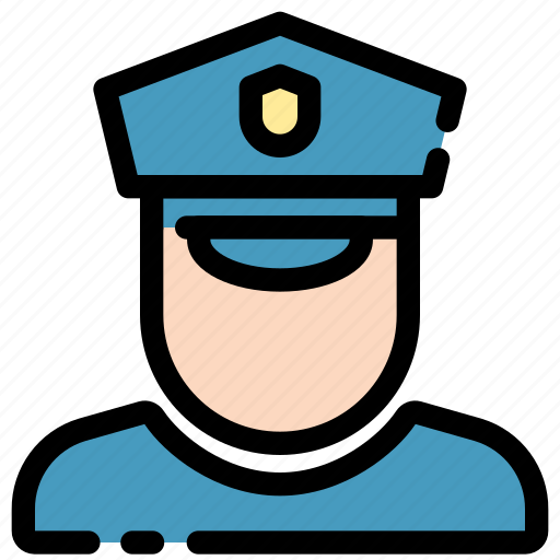 Court, officer, police, security icon - Download on Iconfinder
