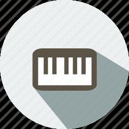 bieber, keyboard, music, piano icon