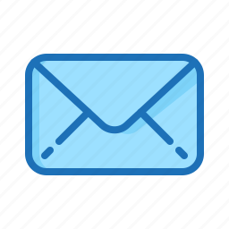 email, envelope, letter, mail, message, send, sms icon