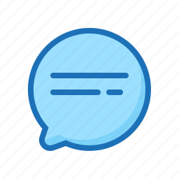 chat, comment, communication, message, sms, talk icon
