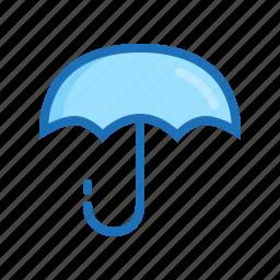 insurance, protection, rain, safe, save, umbrella, weather icon