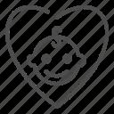 baby, love, child, kid, heart, face