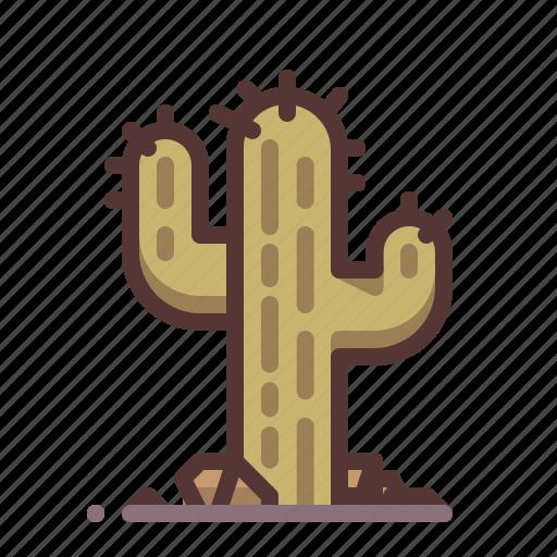 Cactus, desert, dry, sand, succulent icon - Download on Iconfinder