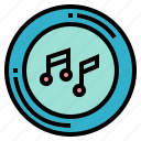 music, musical, note, player, song