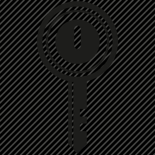 key, lock, lockpad, privilege, protect, secret, secure icon