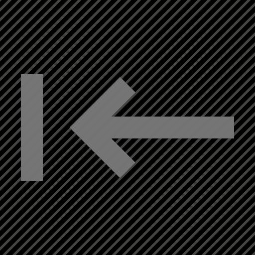 arrow, backtab, keyboard, left arrow icon