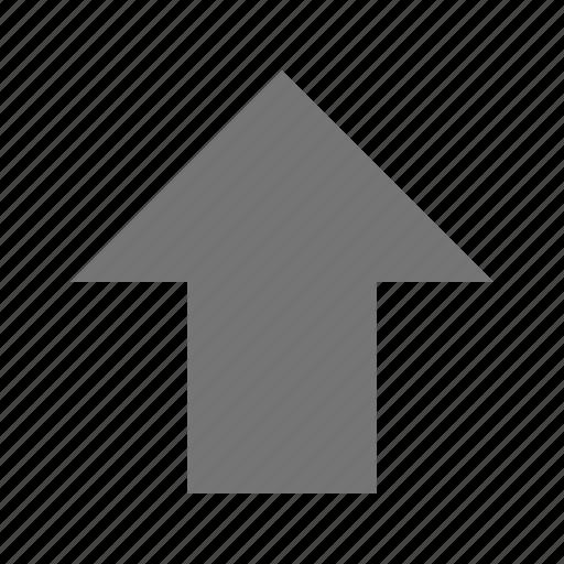arrow, shift key, up arrow icon
