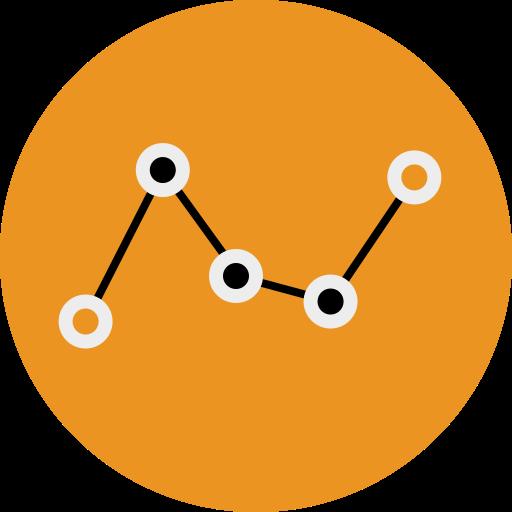 analytics, balls, chart, exel, keynote, math, mathematics, number icon