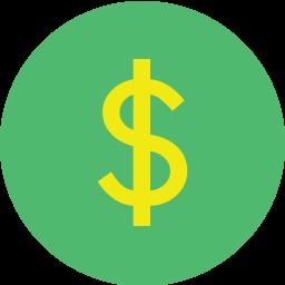 analytics, chart, keynote, money icon