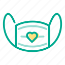 emoji, emoticon, emotion, expression, face, mask, smiley