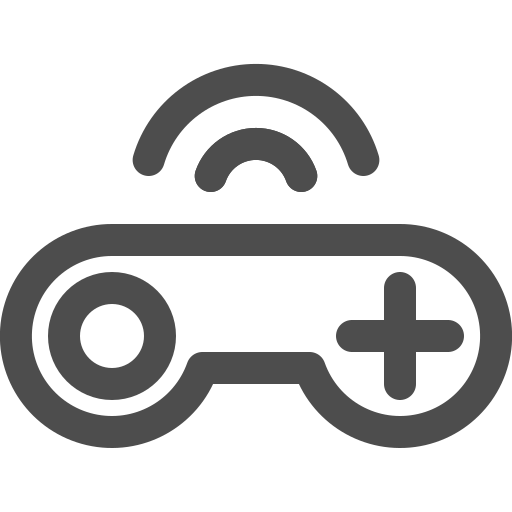 accessories, controller, equipment, game, joystick, kid, toy icon