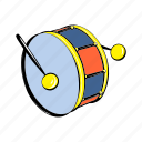 cartoon, drum, drums, music, percussion, toy, white