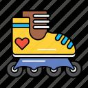 skates, roller, skating, hobby, skate, rollerblade