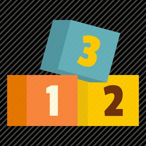 block, box, brick, bricks, combination, cube, square icon