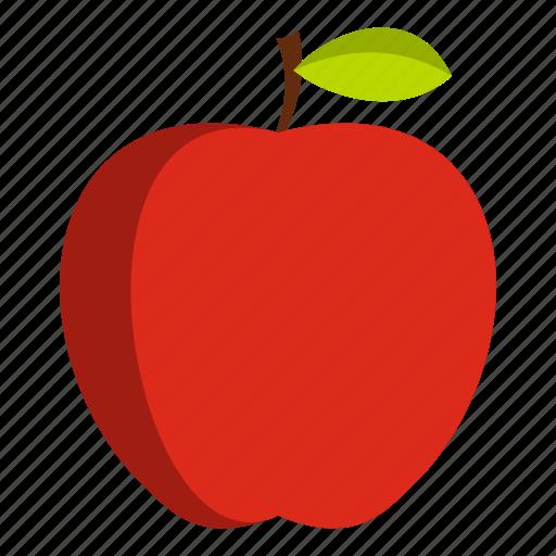 apple, delicious, dessert, diet, eco, food, fresh icon