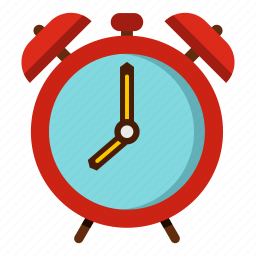 alarm clock, hour, morning, time, timer, wake, watch icon