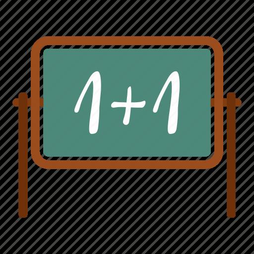 background, board, chalkboard, children, class, education, school icon